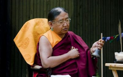 Message from His Holiness the Sakya Trizin