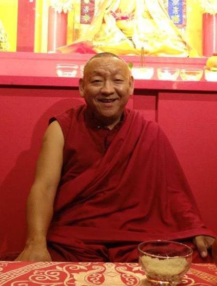 Khenpo Thubten